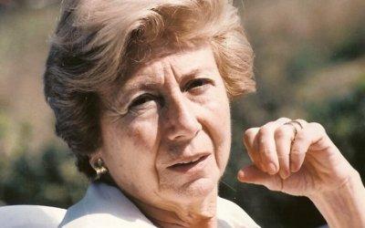 Mor Montserrat Casanovas Solé, coneguda per a molts com la Sra. Vilapagès