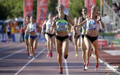 L'atleta bellaterrenca Zoya Naumov es corona Campiona d'Espanya d'Atletisme