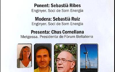 Cap a un nou model energètic