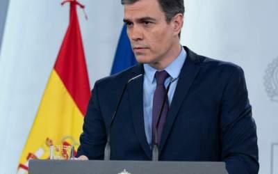 Sánchez anuncia que els nens podran sortir de casa a partir del 27 d'abril