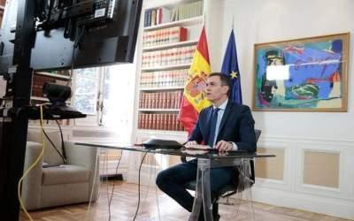 """Sánchez decreta l'estat d'alarma i avisa que venen """"setmanes molt dures"""""""