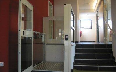 S'obren els ajuts per reformar plataformes elevadores