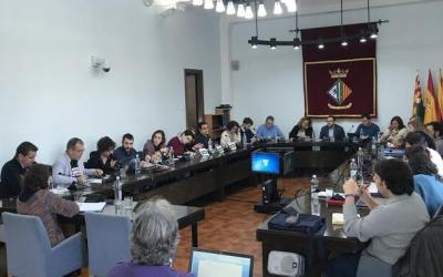 L'Ajuntament s'oposa a la moció de rebuig a la sentència del judici del procés