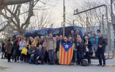 Problemes entre els bellaterrencs per arribar a l'acte de Puigdemont a Perpinyà
