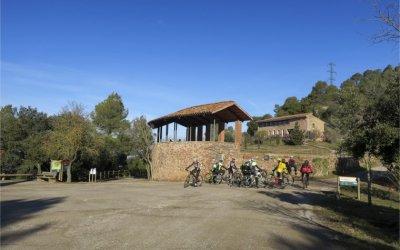 Passejada al Turó Roig, al Parc Natural de Sant Llorenç
