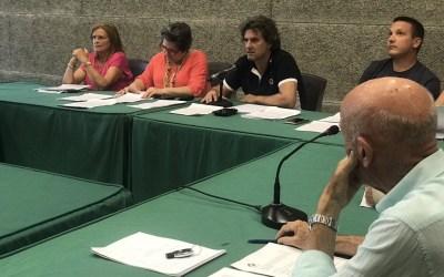 Resposta a la Sentència i funcions dels agents cívics al Ple d'octubre