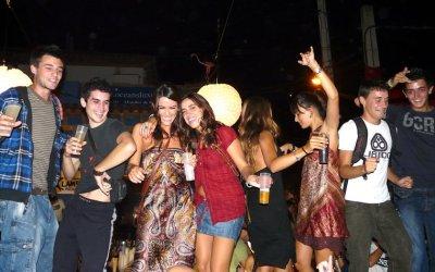 Traiem la pols a les fotos de la FestaMajor'09: Nit de Disco 1