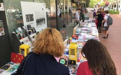 La Diada de Sant Jordi tornarà a portar roses i llibres a Bellaterra