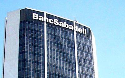 Banc Sabadell guanya 451 milions d'euros en el primer semestre
