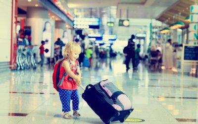14 Consells per viatjar amb nens