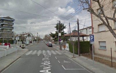 S'incendia un habitatge a l'avinguda d'Argentina