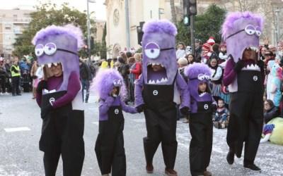La ciutat es prepara per celebrar el Carnaval