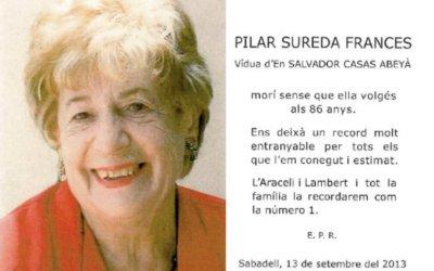 Aniversari de la Pilar del 'ColmadoCasas'