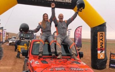 Una parella de bellaterrencs participarà al Dakar al gener