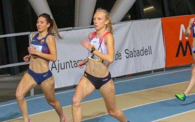La bellaterrenca Zoya Naumov, nou rècord de Catalunya d'atletisme