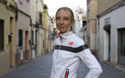 Zoya Naumov: la campiona d'Espanya que vol ser als Jocs Olímpics del 2020