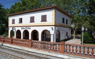 En marxa un projecte de Ferrocarrils per renovar l'estació de Bellaterra