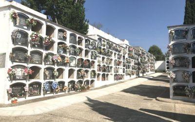 Les visites al cementiri per Tots Sants estaran marcades per la COVID-19