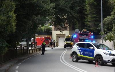 Atropellament a dues persones a l'avinguda de Bartomeu