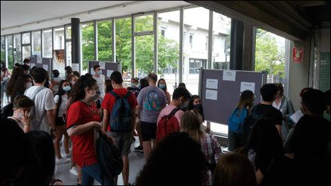 Estudiants de les PAU 2020 a la UAB | UAB