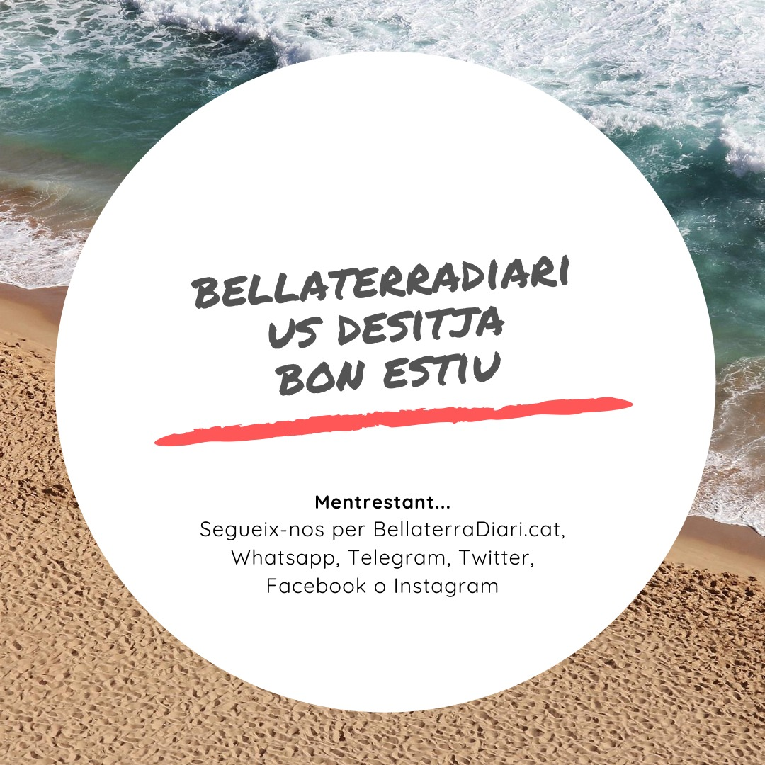 BellaterraDiari us desitja un bon estiu | Redacció