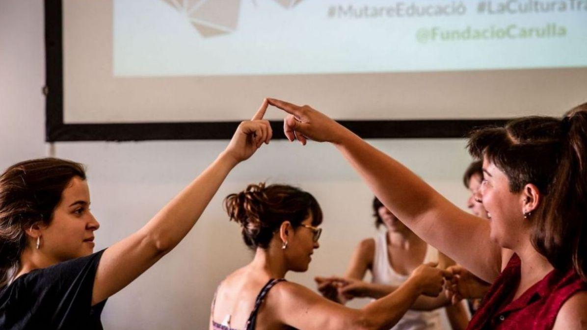 Les beques del programa SOS Cultura aposten pel talent artístic inèdit | Fund. Carulla