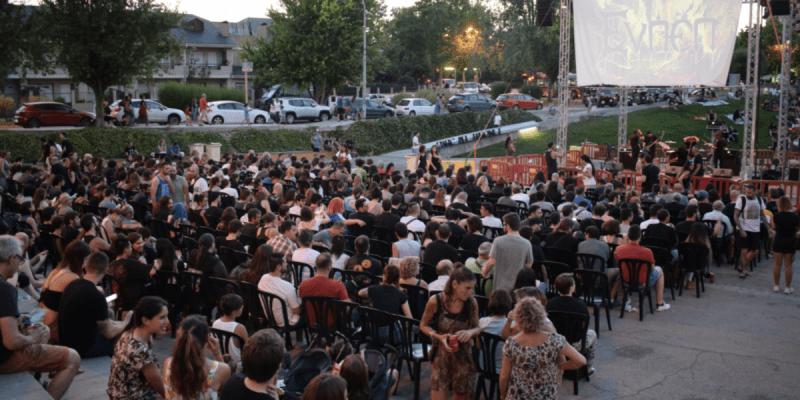 El Parc del Turonet, durant una edició anterior del Fantosfreak | Helena Rodríguez