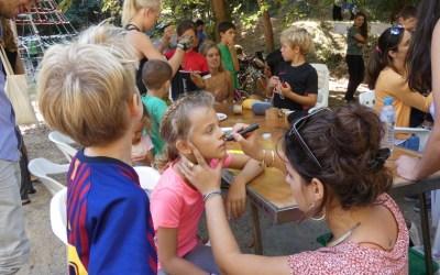 [FOTOS] (4/10) Les activitats a la Font de la Bonaigua
