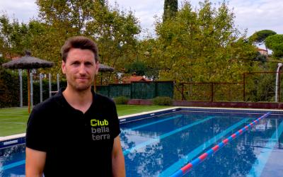 """Jorquera, director esportiu del Club: """"La COVID-19 ha estat un repte en molts sentits"""""""