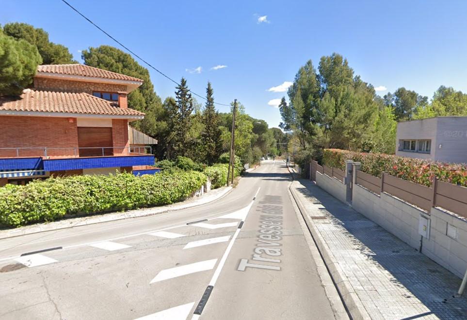 Unió entre el carrer de Can Miró, Sardanista Serra i l'Autònoma | Google