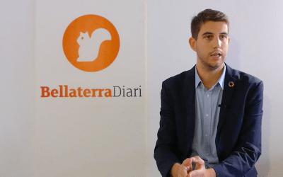 David González, regidor de Relacions amb Bellaterra, número 21 al Parlament al 14-F