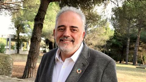 Javier Lafuente, nou rector de la UAB | UAB