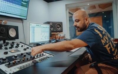 """El """"Wheel Sound Studio"""" de Cerdanyola: 20 anys de trajectòria al servei dels músics"""