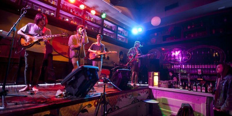 Un concert al Cafè Belgrado, a Sant Cugat | Cedida
