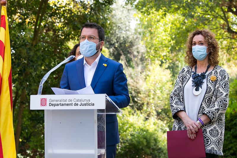 Generalitat de Catalunya. Departament De Justíci