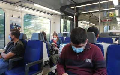 """Ferrocarrils posa en marxa els """"trens del silenci"""" per minimitzar els contagis"""