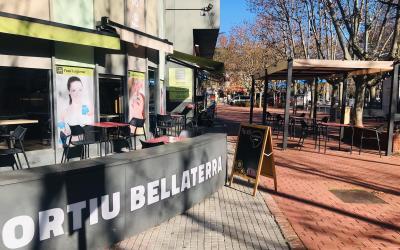 Retorn a la normalitat pels bars i El Club Bellaterra, tot i que amb menys clients