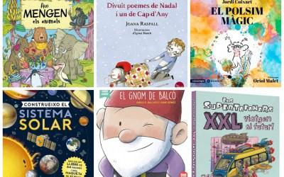 Territori Cultura: Propostes editorials infantils per aquest Nadal