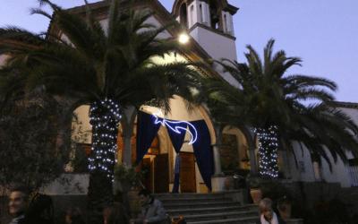 La parròquia de la Santa Creu demana reservar hora per les misses de Nadal