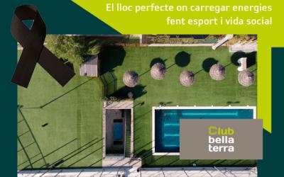 El condol del Club Bellaterra per Esteve Maria Faus