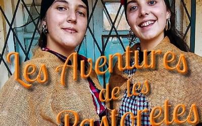 El Grup Escolta grava un vídeo-conte amb personatges de les festes tradicionals catalanes
