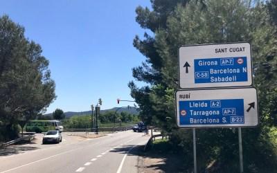 Publicat un mapa sobre la contaminació acústica a diferents punts del Vallès