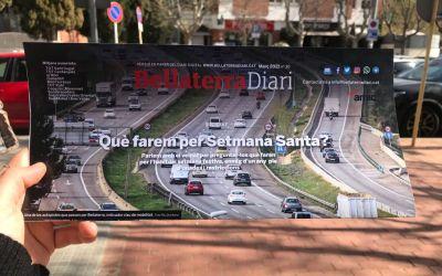 L'edició del març de BellaterraDiari en paper