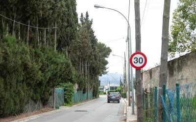 Ja han canviat els límits de velocitat dins de Bellaterra