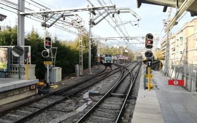 A a partir de l'estiu de 2022 passarà 1 tren cada 5 minuts