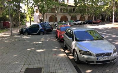 Nous aparcaments de curta estada a la Plaça del Pi