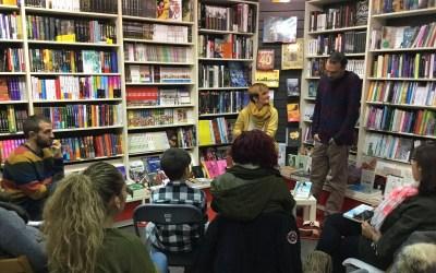 La Llibreria Éfora de Cerdanyola celebra el seu cinquè aniversari