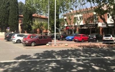 El canvi d'aparcament a Zona Taronja també afectarà a Bellaterra