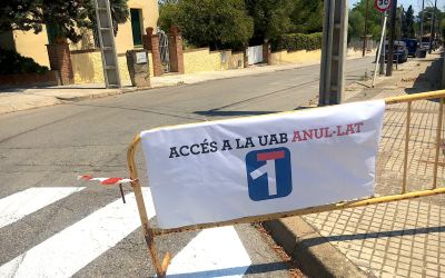 """""""Bellaterra es tanca a la Universitat"""""""