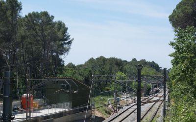 Ja en funcionament la subcentral elèctrica de FGC de Bellaterra